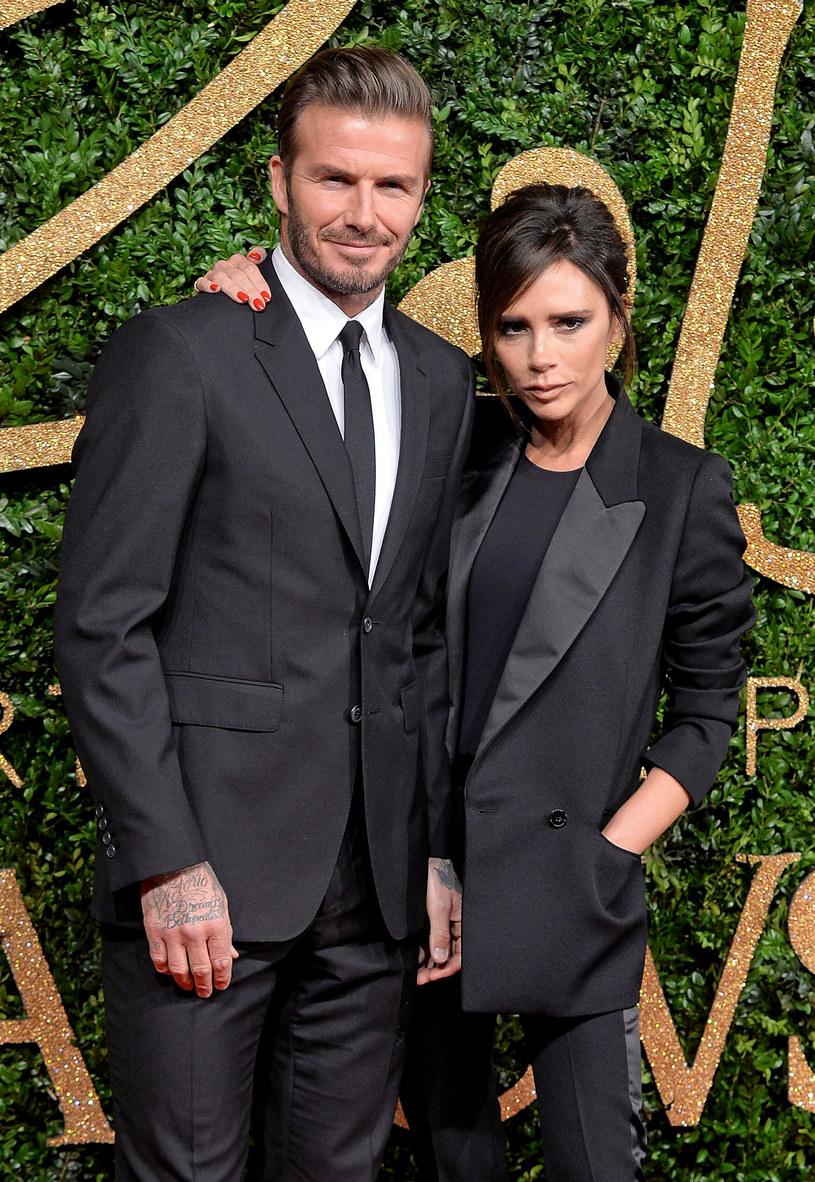 David i Victoria Beckham /Getty Images