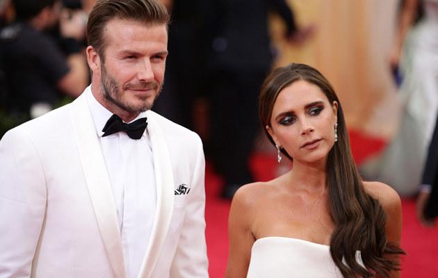 David i Victoria Beckhamowie obchodzili 15. rocznicę ślubu! /Neilson Bernard /Getty Images