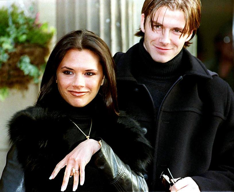 David i Victoria Beckhamowie są razem od ponad 20 lat /John Giles/PA/PA Wire /Getty Images