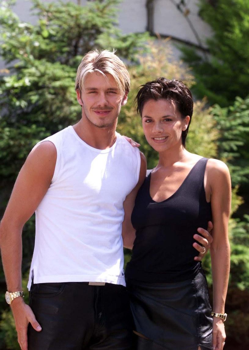 David i Victoria przed laty /East News