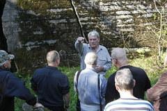 David Irving w kwaterze Himmlera