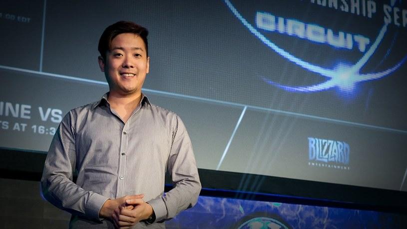David Kim - fragment wywiadu zamieszczonego w serwisie YouTube/ na kanale: StarCraft /materiały źródłowe