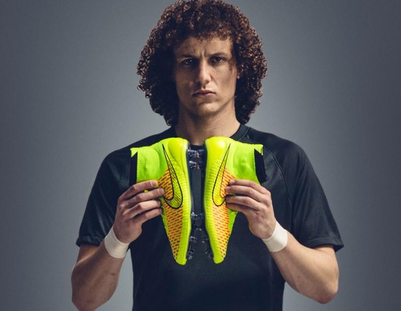 David Luiz to jeden z zawodników, który zagra w Nike Magista /materiały prasowe