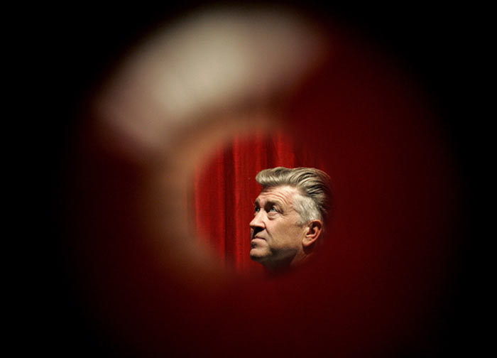 David Lynch /AFP