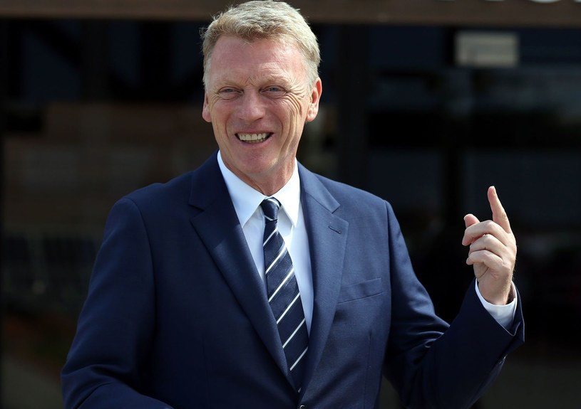 David Moyes /AFP