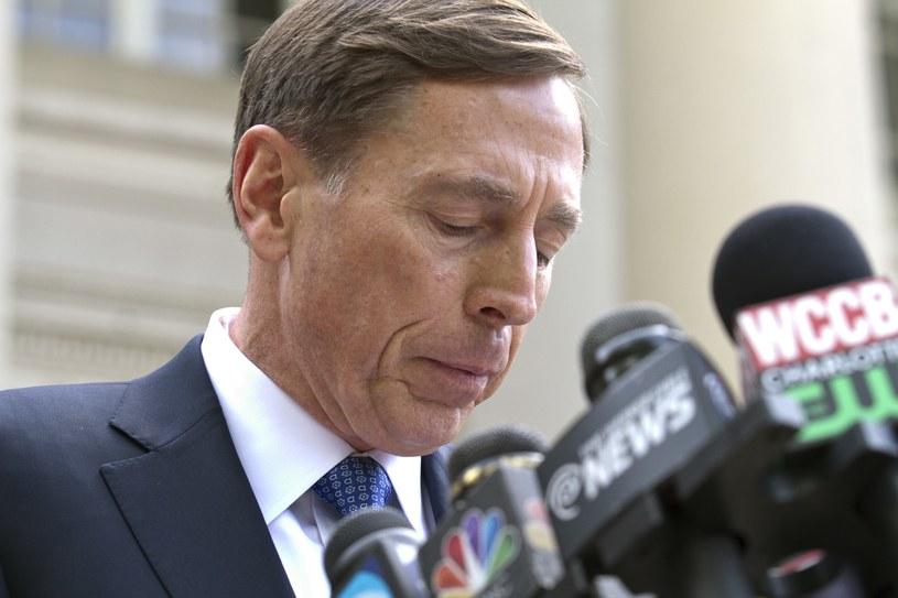 David Petraeus /AFP