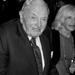 David Rockefeller nie żyje. Najstarszy miliarder świata miał 101 lat