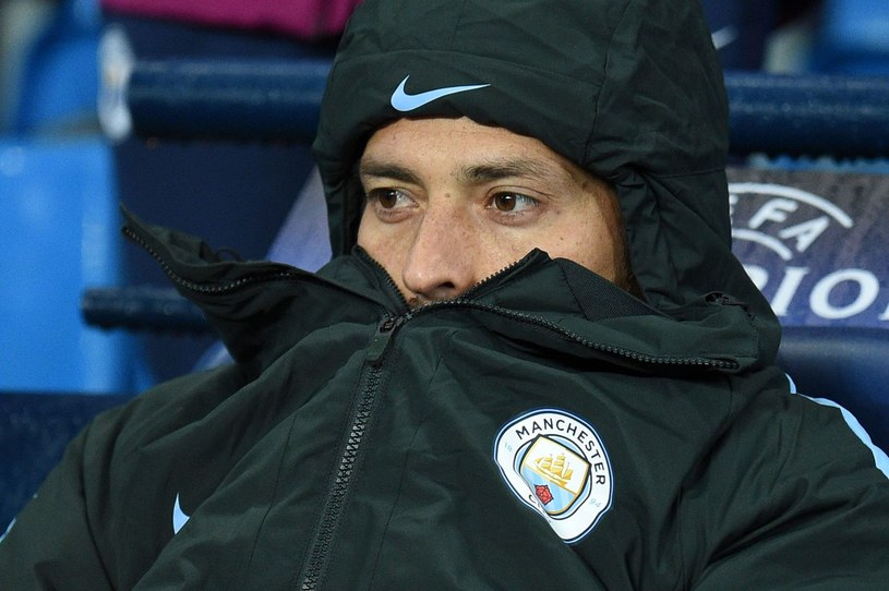 David Silva może nie zagrać w derbach Manchesteru /AFP
