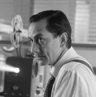 """David Strathairn w filmie """"Good Night, and Good Luck"""" /"""