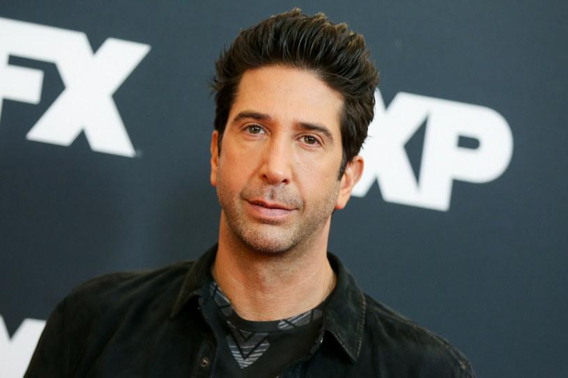 """David zdradził, że nagrania odcinka specjalnego """"Przyjaciół"""" ruszą już za kilka tygodni /East News"""