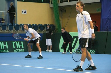 Davis Cup: Zwycięstwo Fyrstenberga i Matkowskiego