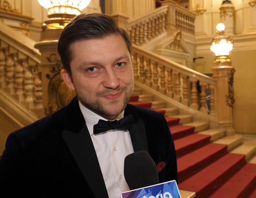 """Dawid Błaszczykowski podczas """"Albertiany"""" 2018 /Krzysztof Zając /Styl.pl"""