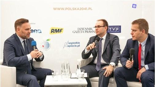 Dawid Jackiewicz, minister Skarbu Państwa specjalnie dla Interii: Nie możemy utracić kontroli