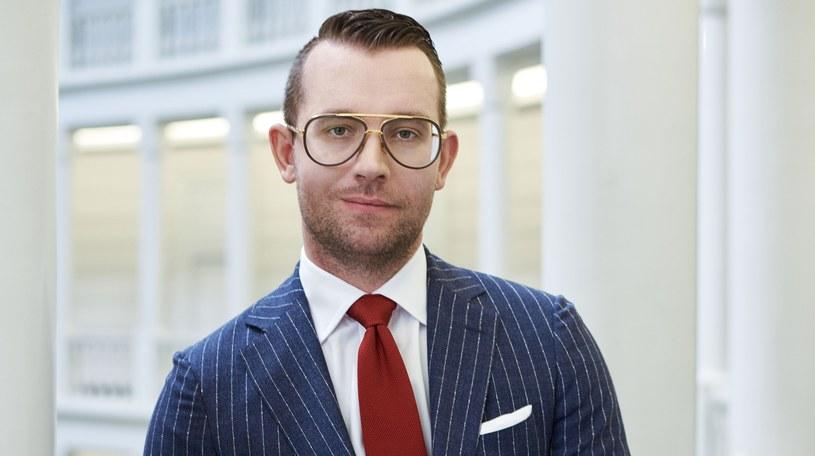 Dawid Jakubowicz, prezes Ciech S.A. /materiały prasowe