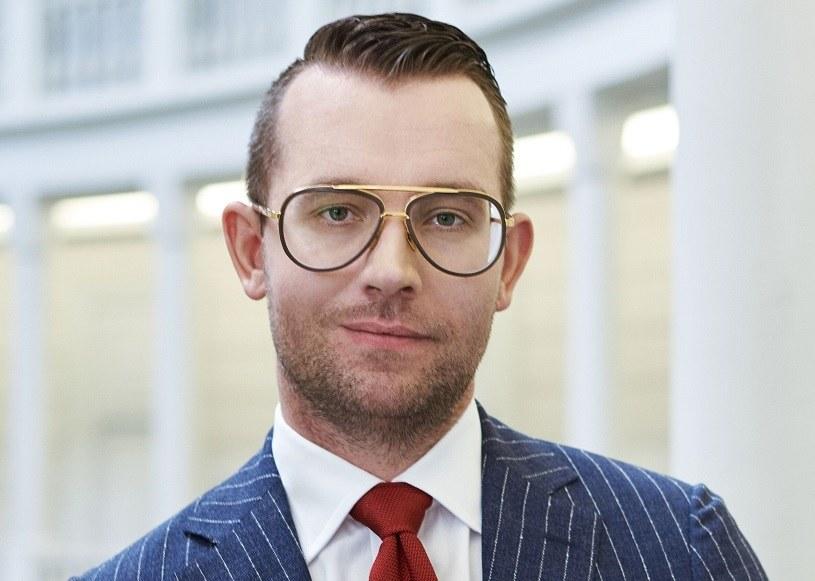 Dawid Jakubowicz, prezes Ciechu /Informacja prasowa