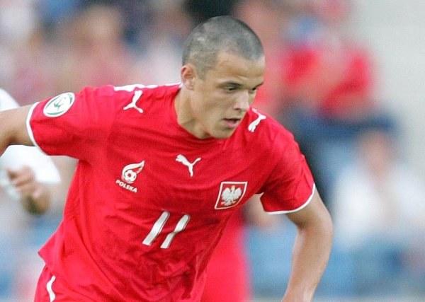 Dawid Janczyk był bohaterem meczu z Belgią (4:1) Fot. Łukasz Grochala /Agencja Przegląd Sportowy