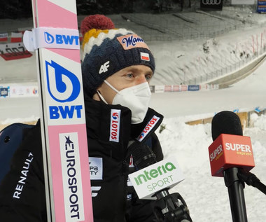 Dawid Kubacki: Może Piotrek Żyła był umówiony na randkę? Wideo