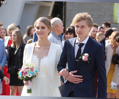Dawid Kubacki poślubił Martę Majcher. Kim jest wybranka skoczka? Wideo