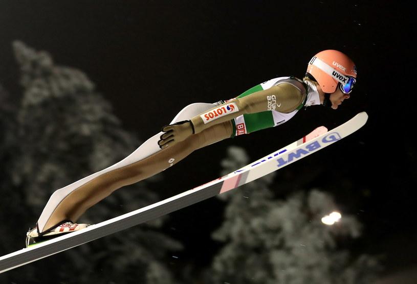 Dawid Kubacki /fot. Grzegorz Momot /PAP