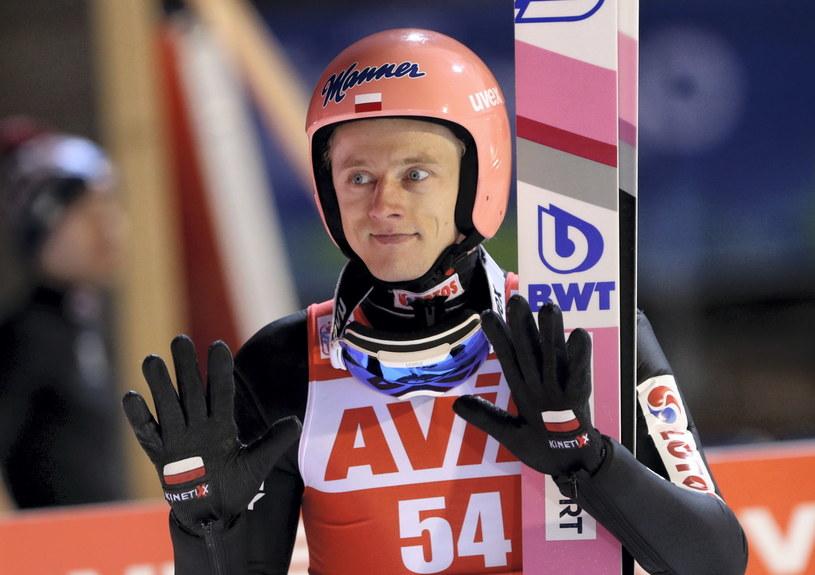 Dawid Kubacki /PAP/Grzegorz Momot /PAP