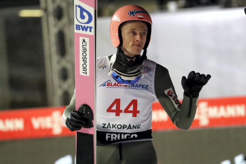 Dawid Kubacki / Grzegorz Momot    /PAP