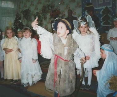 Dawid Kwiatkowski jako dziecko