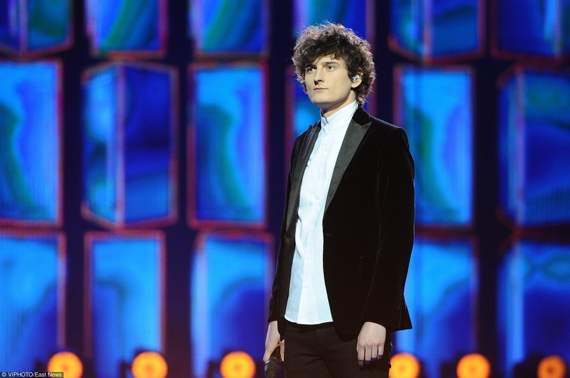"""Dawid Podsiadło często słyszy pytania o swój udział w """"X Factorze"""" /VIPHOTO /East News"""
