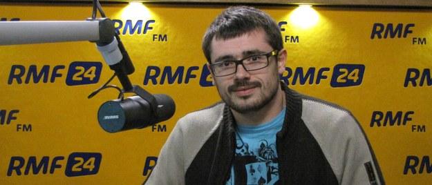 Dawid Świtała /Katarzyna Sobiechowska-Szuchta /RMF FM