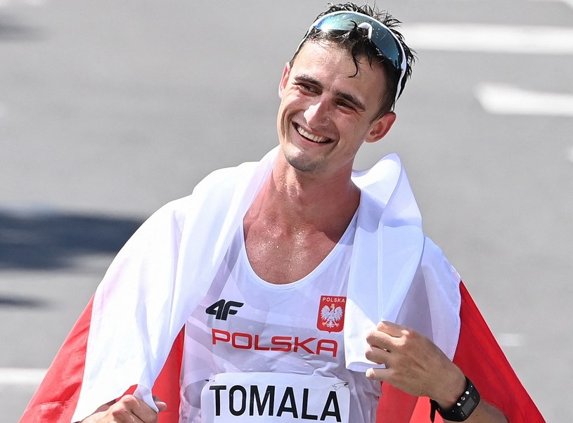 Dawid Tomala mistrzem olimpijskim /AFP