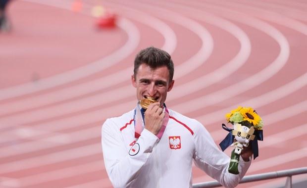"""Dawid Tomala odebrał olimpijskie złoto. """"Odwaliłem kawał dobrej roboty"""""""
