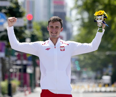 Dawid Tomala ze złotym medalem: Nie mogę w to uwierzyć