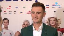 Dawid Tomala: Znalazłem się wśród ludzi, których przez całe życie podziwiałem. WIDEO (Polsat Sport)