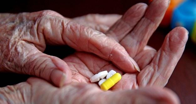 Dawka leków (zdjęcie ilustracyjne) /PETER BYRNE (PAP/EPA) /PAP/EPA