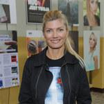Dawno niewidziana Małgorzata Lewińska na festiwalu!