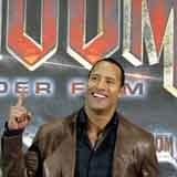 """Dawyne """"Rock"""" Johnson zaprzeczył, jakoby miał zagrać w czwartym """"Terminatorze"""" /AFP"""