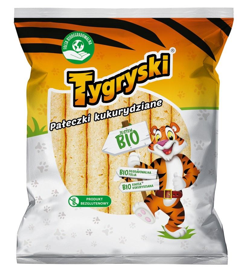 Dbaj o planetę wraz z najmłodszymi! Podwójne ekologiczne Tygryski BIO /INTERIA.PL/materiały prasowe