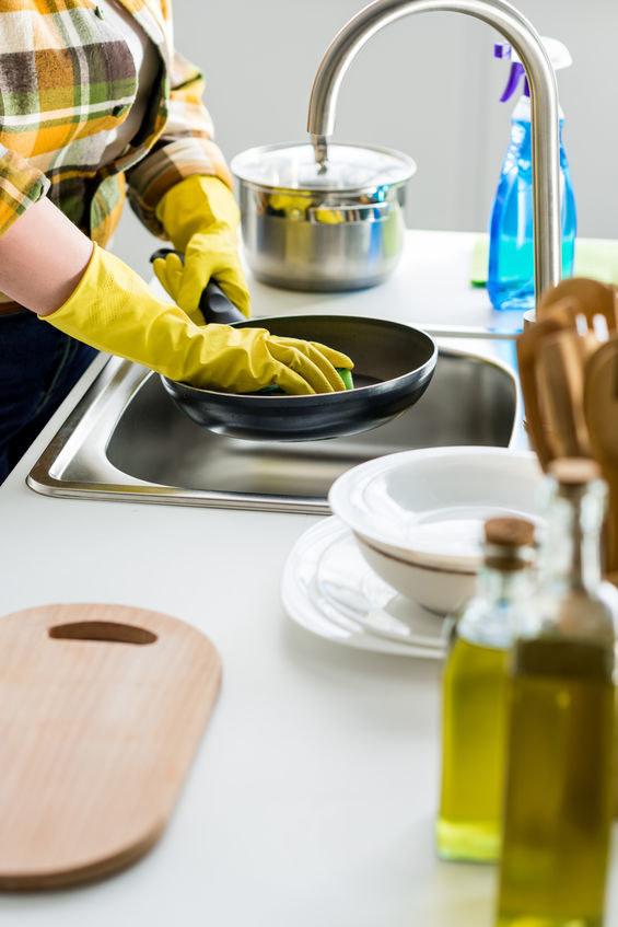 Dbajmy o porządek w kuchni /©123RF/PICSEL