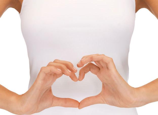Dbanie o serce może być przyjemne /123RF/PICSEL
