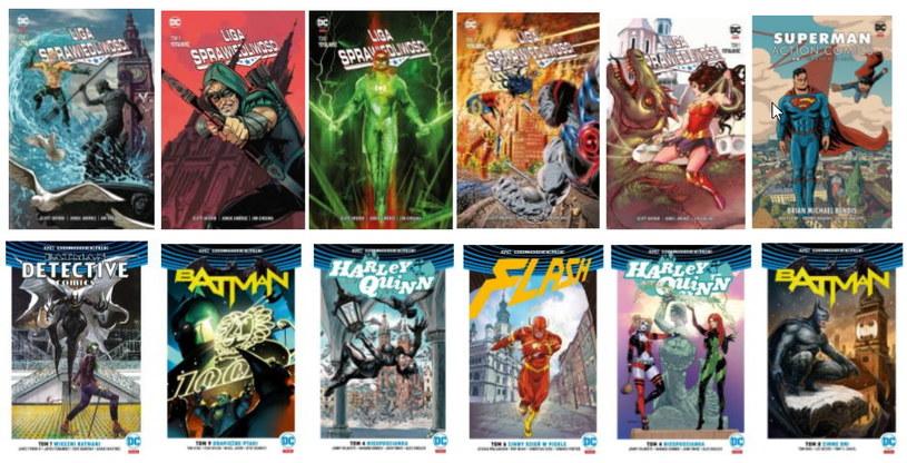 DC Comics /materiały prasowe