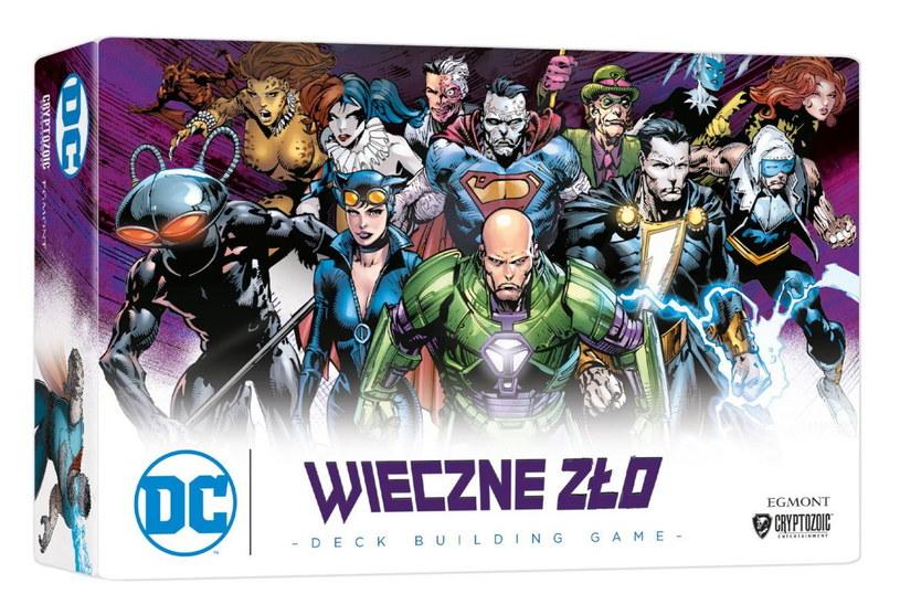 DC Deck Buliding Game /materiały prasowe