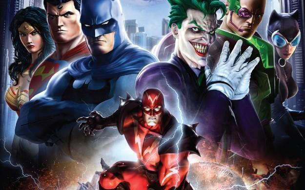 DC Universe Online - motyw graficzny /Informacja prasowa