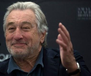 """De Niro o roli w """"Irlandczyku"""": Grać młodszego jest trudno pod każdym względem"""