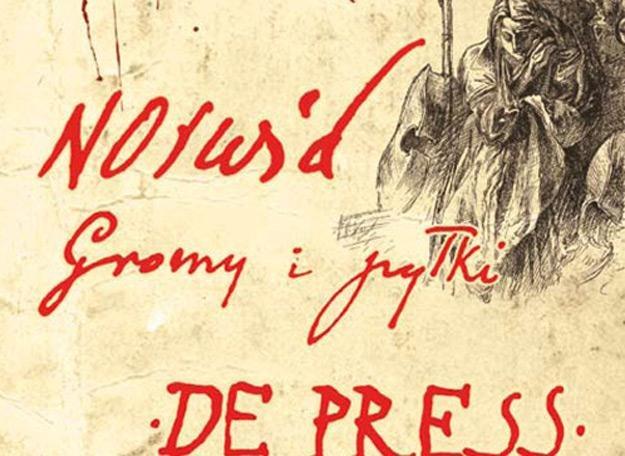 De Press zmierzył się z twórczością Cypriana Kamila Norwida /