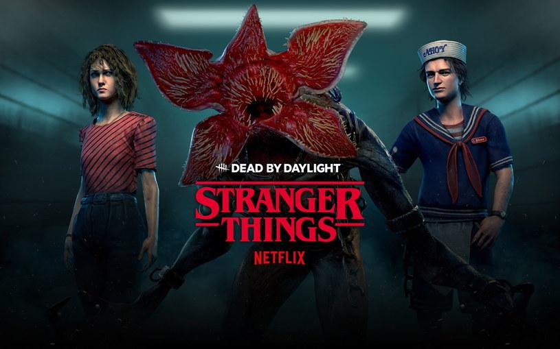 Dead by Daylight - Stranger Things /materiały prasowe