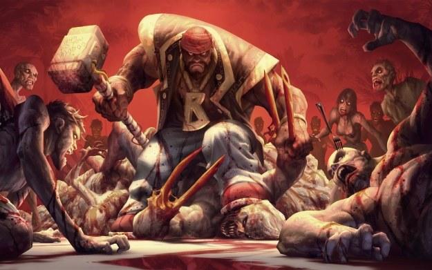 Dead Island: Epidemic /materiały prasowe