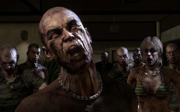 Dead Island - motyw graficzny /Informacja prasowa