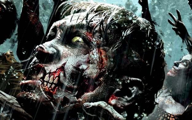 Dead Island Riptide - motyw graficzny /Informacja prasowa