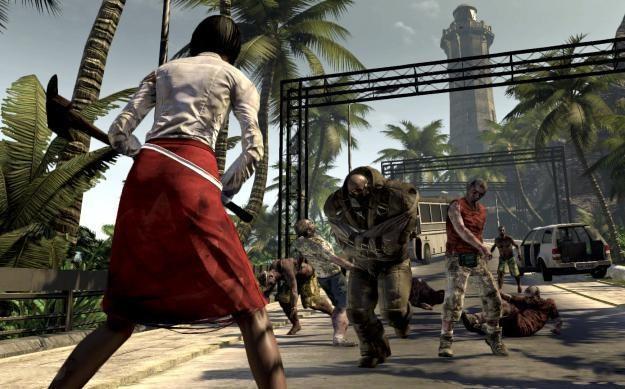 Dead Island - screen z gry /Informacja prasowa