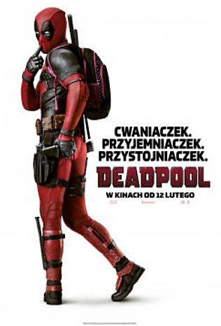 Deadpool /materiały dystrybutora