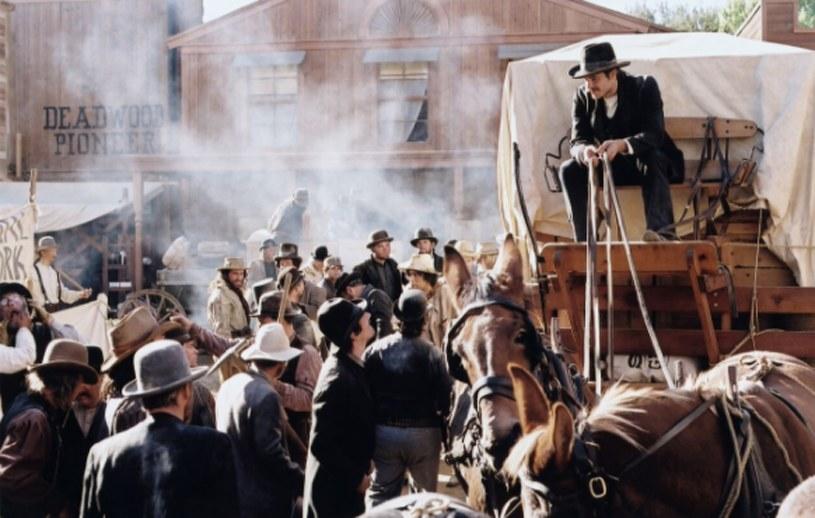 """Deadwood"" /CBS Action /materiały prasowe"